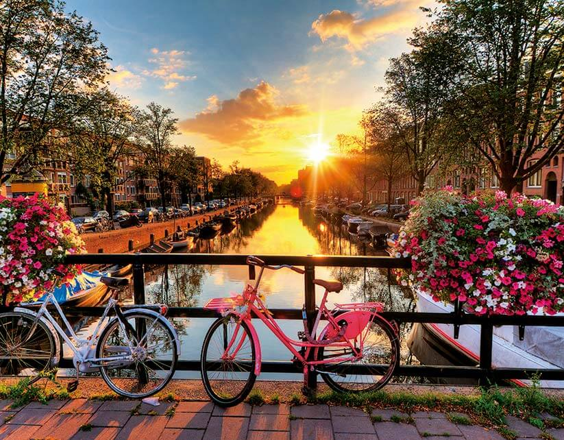 CANALES - CANALES  B (AMSTERDAM-ROMA) - desde 1945.00 €